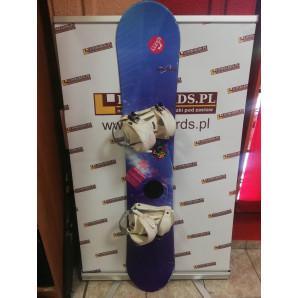 Deska snowbordowa Screw Boards